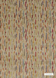GPJ Baker - Fairford - Bronze-Multi    Upholstery Fabric - Small Scale, Synthetic, Tan, Taupe, Velvet/Faux Velvet, Abstract, Dots, Spots, Standard Width