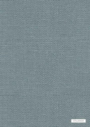 GPJ Baker - Lea - Aqua  | Curtain & Upholstery fabric - Blue, Plain, Natural fibre, Weave, Natural