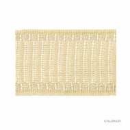 Bak_T30585_16 'Ivory' | Gimps & Braids, Curtain & Upholstery Trim - Gold - Yellow, Synthetic fibre, Traditional