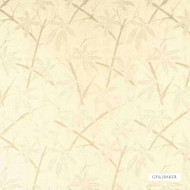 Ivory' | Curtain & Upholstery fabric - Beige, Farmhouse, Fiber blend, Floral, Garden, Midcentury, Transitional