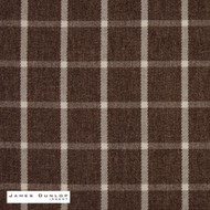 jdi_12099-102 'Bracken' | Curtain & Upholstery fabric - Brown, Fire Retardant, Check, Farmhouse, Fiber blend, Geometric, Gingham, Commercial Use, Top of Bed