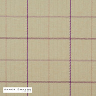 jdi_12100-107 'Thistle' | Curtain & Upholstery fabric - Fire Retardant, Check, Fiber blend, Geometric, Pink - Purple, Commercial Use, Top of Bed