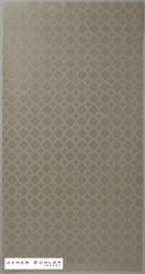 James Dunlop Indent - Cora Wallpaper - Chartreuse  | Wallpaper, Wallcovering - Metallic, Deco, Decorative, Diaper, Fibre Blends, Geometric, Tan, Taupe, Transitional, Metal