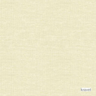 Kravet - 33767_101  | Curtain & Upholstery fabric - Plain, White, Linen and Linen Look, Natural fibre, White, Natural