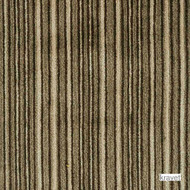 Kravet - Forli - Biscotti  | Upholstery Fabric - Beige, Black, Grey, Contemporary, Stripe, Synthetic fibre, Velvet, Black - Charcoal
