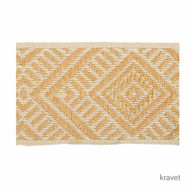 Kra_T30609_16 'Sandstone' | Gimps & Braids, Curtain & Upholstery Trim - Beige, White, Synthetic fibre, White