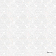 Kra_3513_101 '' | Curtain & Curtain lining fabric - White, Synthetic fibre, Transitional, White, Diamond - Harlequin