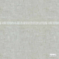 Kra_9947_11 '' | Curtain & Curtain lining fabric - Grey, Natural fibre, Stripe, Traditional, Embroidery, Natural