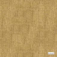 Kravet - Karmine_4  | Curtain & Upholstery fabric - Gold - Yellow, Plain, Natural fibre, Natural, Print