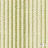 Kra_31571_30 '' | Curtain & Upholstery fabric - Beige, Green, Natural fibre, Stripe, Traditional, Natural