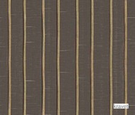 Kra_9834_616 'Vintage' | Curtain & Curtain lining fabric - Brown, Gold - Yellow, Stripe, Synthetic fibre, Traditional