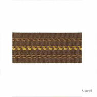 Kra_T30553_64 '' | - Gold - Yellow, Synthetic fibre