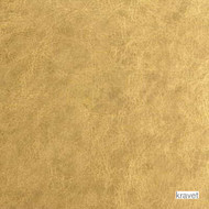Kra_GILDED_4 'Gilded' | - Gold - Yellow, Metallic, Vinyl, Contemporary, Synthetic fibre, Metal