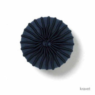 Kra_T30250_5 '' | Rosette, Curtain & Upholstery, Trim - Blue, Synthetic fibre