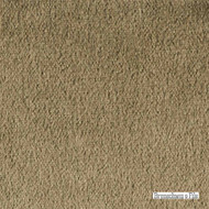 Brunschwig And Fils - Autun Mohair Velvet - Tobacco  | Upholstery Fabric - Brown, Plain, Natural fibre, Velvet, Natural