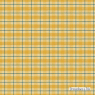 Brunschwig And Fils - Brunschwig Pld - Sun-Sky  | Upholstery Fabric - Gold,  Yellow, Check, Farmhouse, Natural Fibre, Small Scale, Traditional, Natural, Standard Width