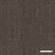 Brunschwig And Fils - Jive - Sepia  | Upholstery Fabric - Brown, Plain, Fiber blend, Transitional