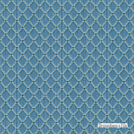 Bru_8012117_5 'Blue' | - Blue, Fiber blend, Traditional, Diamond - Harlequin