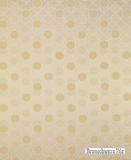 Cream' | - Beige, Geometric, Midcentury, Synthetic fibre
