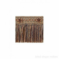 IDM_1882_8815 'Cinnamon' | Fringe, Curtain & Upholstery Trim - Brown, Traditional, Domestic Use