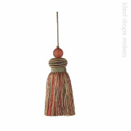 IDM_BI010 _10 'Persian' | Key Tassel, Curtain & Upholstery, Trim - Beige, Gold - Yellow, Green, Red, Red, Traditional, Domestic Use