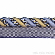 IDM - Cavalier Flanged Cord  1011_8780  Jacaranda  | Flange Cord, Trim - Pink, Purple, Traditional, Domestic Use, Dry Clean