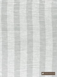 James Dunlop Alto - Cloud  | Curtain Sheer Fabric - Silver, Natural Fibre, Stripe, Traditional, Washable, Domestic Use, Dry Clean, Natural, Wide Width