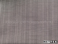 Mousse' | Curtain Fabric - Grey, Plain, Fiber blend, Uncoated, Domestic Use