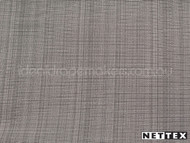 Nettex Grange Pebble MG39    Curtain Fabric - Brown, Plain, Silver, Fibre Blends, Uncoated, Domestic Use, Standard Width