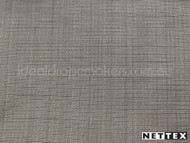 Nettex Grange Stone MG39  | Curtain Fabric - Grey, Plain, Fibre Blends, Uncoated, Domestic Use, Standard Width, Strie