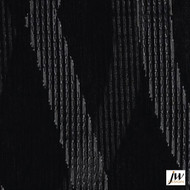 JW_JAZZ-9471 '300cm' | Curtain Sheer Fabric - Black, Contemporary, Modern, Pattern, Synthetic fibre, Washable, Black - Charcoal, Domestic Use