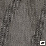 JW Design - Jazz Smoke Sheer 300cm  | Curtain Sheer Fabric - Contemporary, Modern, Pattern, Synthetic, Tan, Taupe, Transitional, Washable, Domestic Use, Weighted Hem