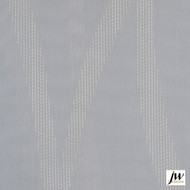 JW Design - Inspire Ivory Sheer 300cm  | Curtain Sheer Fabric - Plain, White, Contemporary, Modern, Pattern, Synthetic, Transitional, Washable, Domestic Use, White