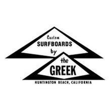 Classic Greek Triangle Sticker