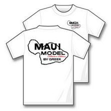 Maui Model Collectors Edition Short Sleeve T-Shirt