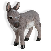 Standing Donkey Garden Statue 54cm