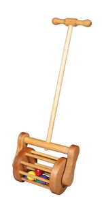 Wooden Lawnmower Push Toy