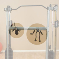 Body-Solid GDCC Accessory Rack