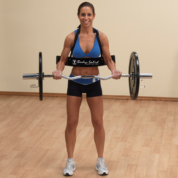 Body Solid Bicep Bomber (BB23)