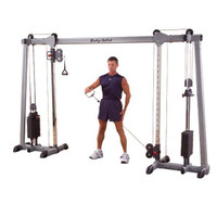 Body Solid Deluxe Cable Center / Cable Crossover (GDCC250)