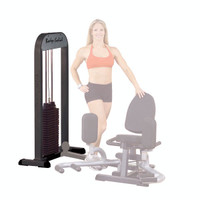 Body Solid Free Standing 210 lb. Weight Stack