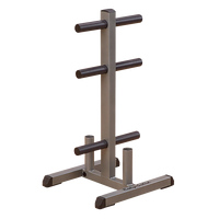 Body Solid Olympic Weight Tree & Bar Rack (GOWT)