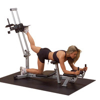 Body Solid Powerline Glute Master