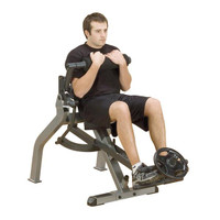 Body Solid Synchronized Recumbent Ab bench