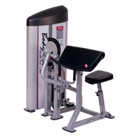 Body Solid Series II Arm Curl Machine