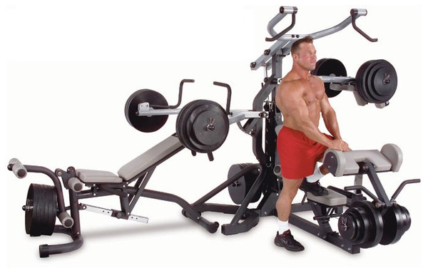 Body Solid PowerLIFT Leverage Gym