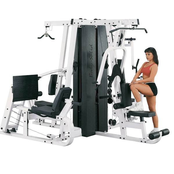 Body Solid EXM4000S Selectorized Home Gym