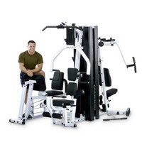 Body Solid EXM3000LPS Selectorized Home Gym (EXM3000)