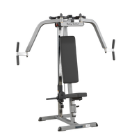 BODY-SOLID PLATE LOADED PEC MACHINE (GPM65)