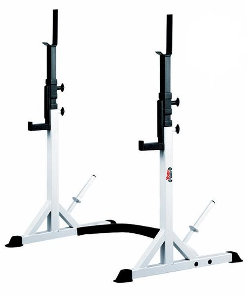York Barbell FTS Press Squat Stands (48052)